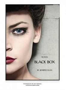 La copertina di Black Box di Jennifer Egan