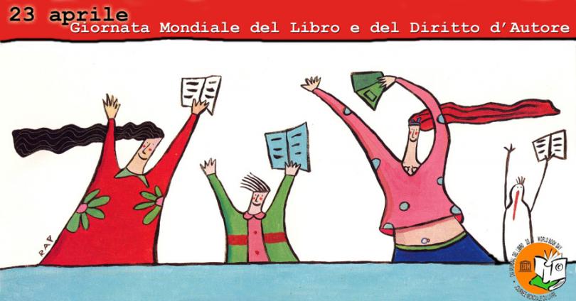 Giornata Mondiale Del Libro E Della Cultura